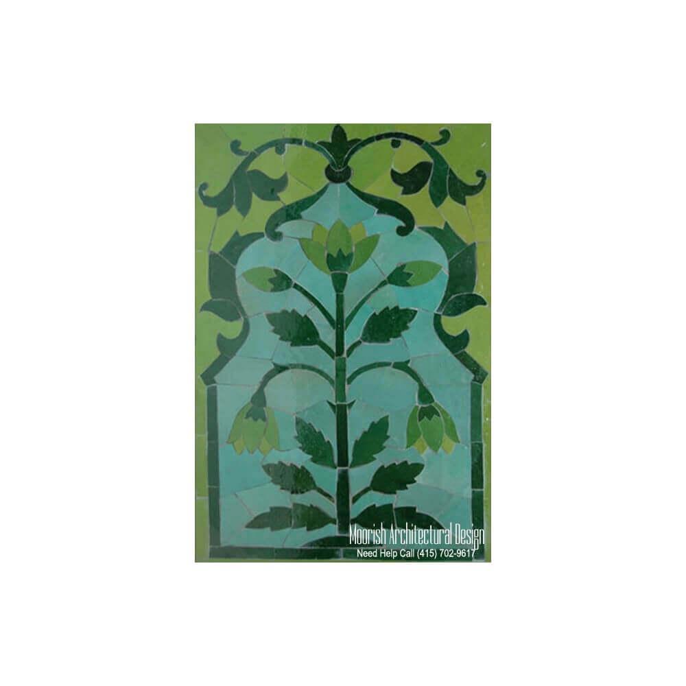 Decorative ceramic tile tile murals moroccan tiles moroccan decorative ceramic tile dailygadgetfo Images