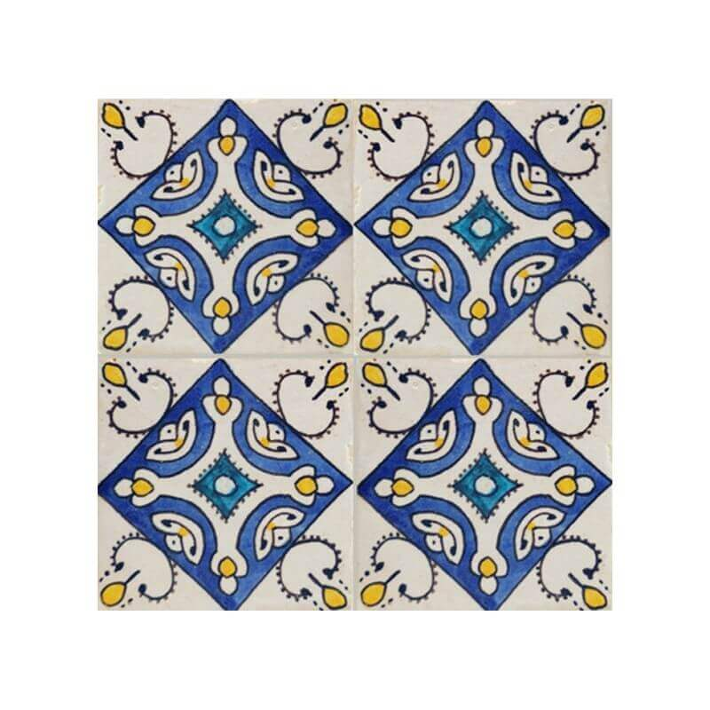 Mediterranean Pool Tiles Santa Barbara