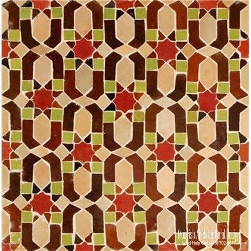 Moroccan Tile 58