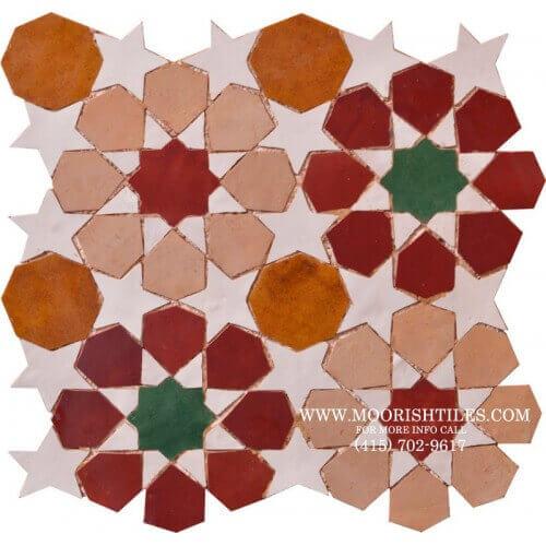 Moroccan Tile 60