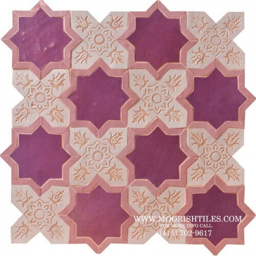 Moroccan Tile 61