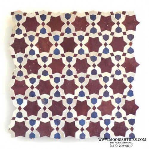Moroccan Tile 63