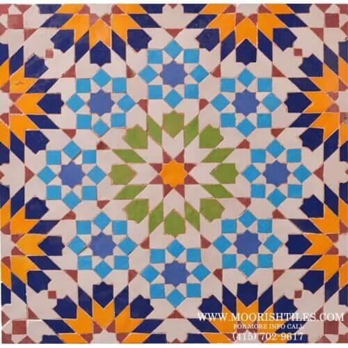 Moroccan Tile 78
