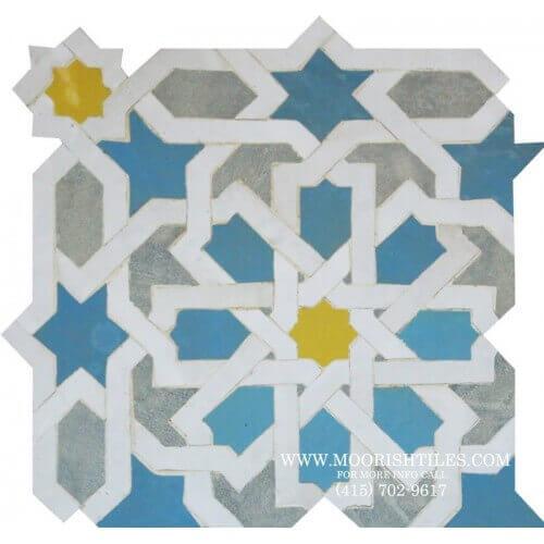 Moroccan Tile 91