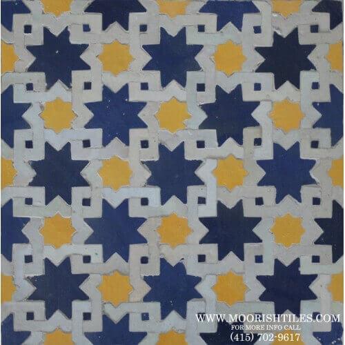 Moroccan Tile 118