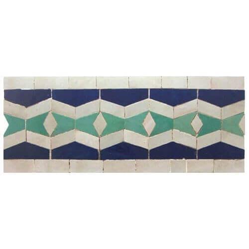Moroccan Border Tile 43