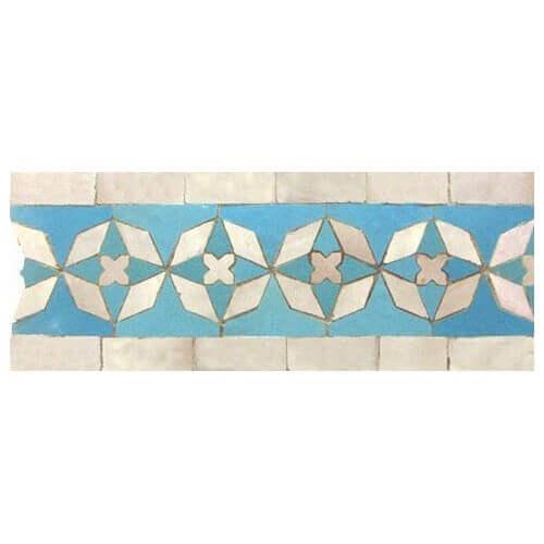 Moroccan Border Tile 46