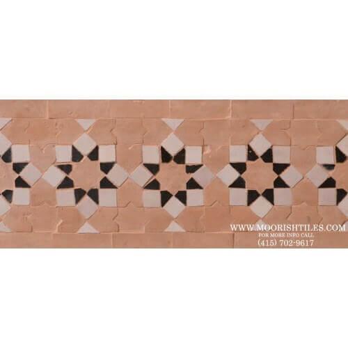 Moroccan Border Tile 50