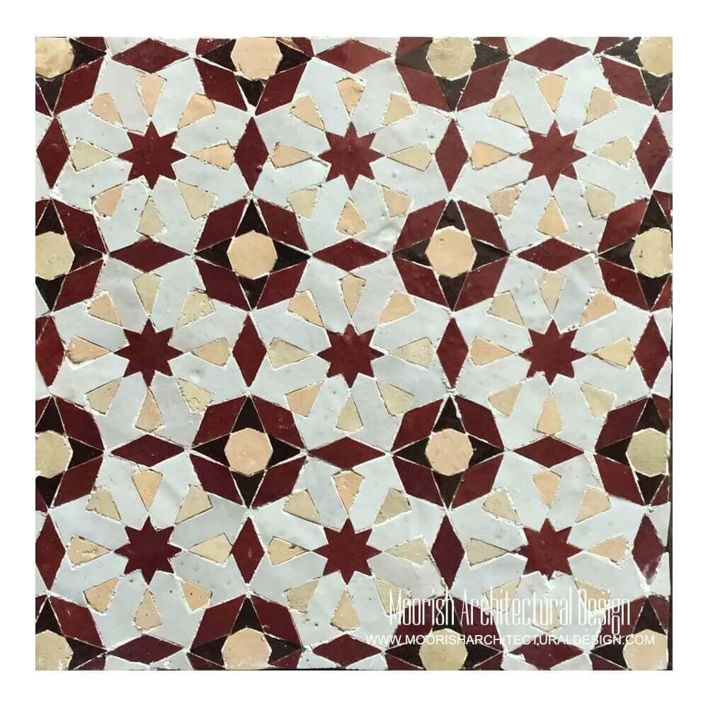 Moorish Tile Rug Tile Designs