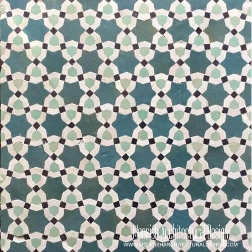 Moroccan Tile 174