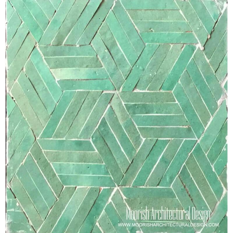 Moroccan Kitchen Tile Design Ideas