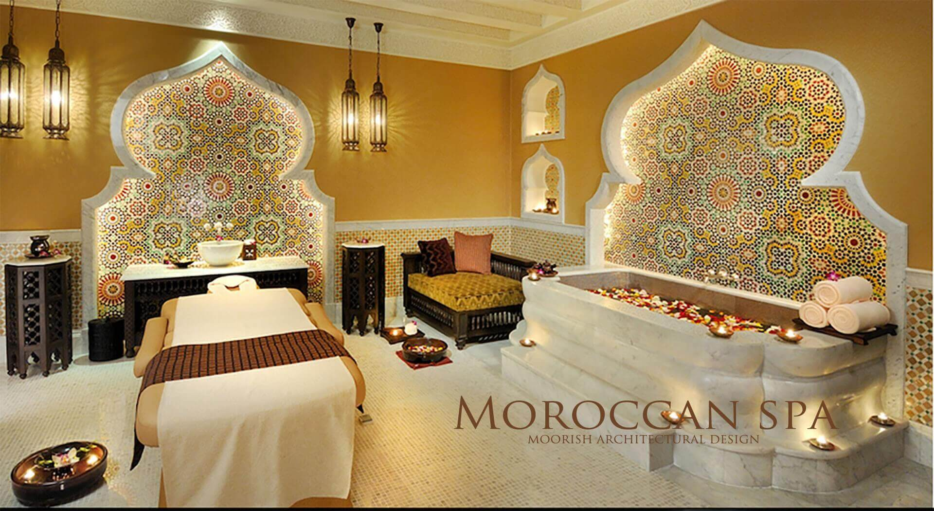 Moorish Bathroom, kitchen, pool Tiles Specialist